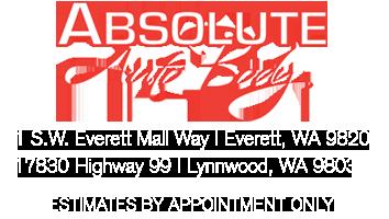 Absolute Auto Body - logo